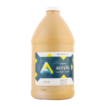 Art Alternatives Studio Acrylic 64 oz - Yellow Ochre