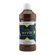 Art Alternatives Studio Acrylic 16 oz - Burnt Umber