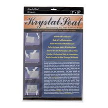 Krystal Seal Bags 12 x 16 - package of 25