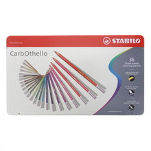 Carbothello  pastel pencil set 36
