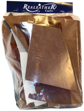 Leather Scrap Bundle - Farmers Leather 8 oz.