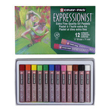 Cray-Pas Expressionist Oil Pastels set of 12