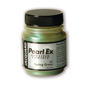 Jacquard Pearl-Ex Powdered Pigment .5 Oz Spring Green