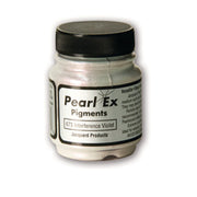 Jacquard Pearl-Ex Powdered Pigment .5 Oz Interference Violet