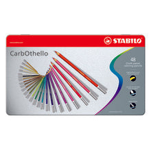 Carbothello  pastel pencil set 48
