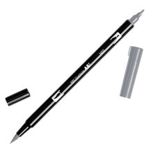 Tombow Dual Brush Pen N65 Cool Gray 5