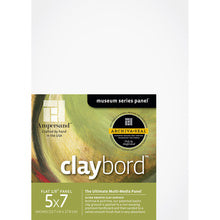 "Ampersand Claybord  5"" X 7"" - 3 pack"