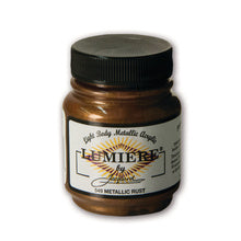 Jacquard Lumiere Colors 2.25 oz Metalic Rust