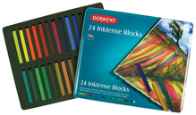 Derwent Inktense  Blocks - 24 Set