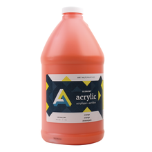 Art Alternatives Studio Acrylic 64 oz - Orange