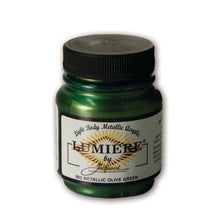 Jacquard Lumiere Colors 2.25 oz Metallic Olive Green