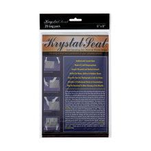 Krystal Seal Bags  6 X 8 - package of 25