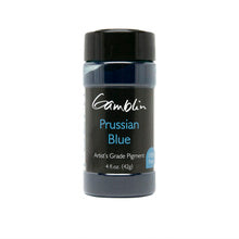Gamblin Dry Pigment Prussian Blue  4oz (118ml)