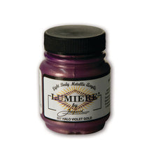Jacquard Lumiere Colors 2.25 oz Halo Violet Gold
