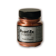 Jacquard Pearl-Ex Powdered Pigment .75 Oz Super-copper