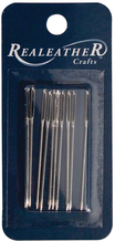 Leather Stitching Needles - 10 Pack