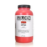 Golden Fluid Acrylic Naphthol Red Light 32 oz