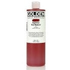 Golden Fluid Acrylic Naphthol Red Medium 16 oz