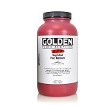 Golden Fluid Acrylic Naphthol Red Medium 32 oz