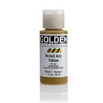 Golden Fluid Acrylic Nickel Azo Yellow 1 oz