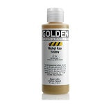 Golden Fluid Acrylic Nickel Azo Yellow 4 oz