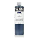 Golden Fluid Acrylic Paynes Gray 16 oz