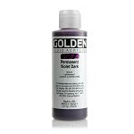 Golden Fluid Acrylic Permanent Violet Dark 4 oz