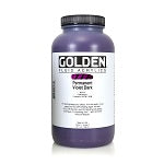 Golden Fluid Acrylic Permanent Violet Dark 32 oz