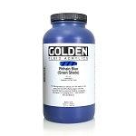 Golden Fluid Acrylic Phthalo Blue (green shade) 32 oz