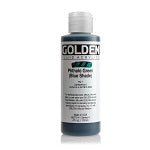 Golden Fluid Acrylic Phthalo Green (blue shade) 4 oz