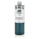 Golden Fluid Acrylic Phthalo Green (blue shade) 16 oz