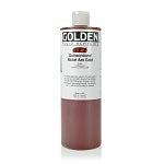 Golden Fluid Acrylic Quinacridone Nickel Azo Gold 16 oz