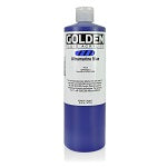 Golden Fluid Acrylic Ultramarine Blue 16 oz
