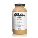 Golden Fluid Acrylic Yellow Ochre 32 oz