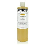 GOLDEN FLUID ACRYLIC 16 OZ YELLOW OXIDE