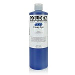 Golden Fluid Acrylic Primary Cyan 16 oz