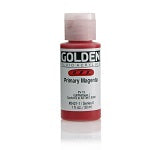 Golden Fluid Acrylic Primary Magenta 1 oz