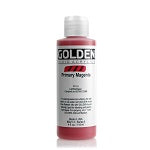 Golden Fluid Acrylic Primary Magenta 4 oz