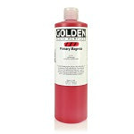 Golden Fluid Acrylic Primary Magenta 16 oz