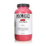 Golden Fluid Acrylic Primary Magenta 32 oz
