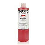 Golden Fluid Acrylic Cadmium Red Medium Hue 16 oz