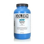 Golden Fluid Acrylic Manganese Blue Hue 32 oz