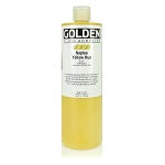 Golden Fluid Acrylic Naples Yellow Hue 16 oz