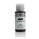 Golden Fluid Acrylic Sap Green Hue 1 oz