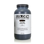 Golden Fluid Acrylic Van Dyke Brown Hue 32 oz