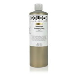 Golden Fluid Acrylic Iridescent Bronze (fine) 16 oz