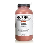 Golden Fluid Acrylic Iridescent Copper (fine) 32 oz