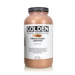 Golden Fluid Acrylic Iridescent Copper Light (fine) 32 oz
