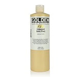 Golden Fluid Acrylic Iridescent Gold (fine) 16 oz