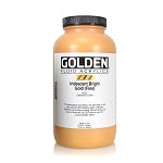 Golden Fluid Acrylic Iridescent Bright Gold (fine) 32 oz